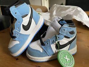 Nike Jordan 1 retro high og (td), Gr. 4c, (19, 5)