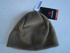 US MARINES BDU MARPAT COMBAT P*SGT H*LMET POLARTEC BROWN WINTER LINER WATCH CAP