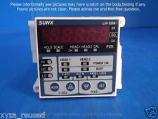 SUNX LH-CD6, Displacement Controller, New without Sensor & Box, sn:7HQN.