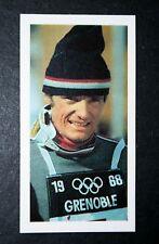 Skiing   Killy   France      Photo Card  # VGC