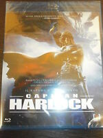 CAPITAN HARLOCK FILM IN BLU-RAY NUOVO DA NEGOZIO - COMPRO FUMETTI SHOP