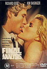Final Analysis - Drama / Thriller - NEW DVD