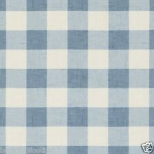 CLARKE and CLARKE (STUDIO G) 100% COTTON CURTAIN FABRIC/CRAFT POLLY Chambray