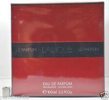 Le Parfum Lalique Eau De Parfum 3.3 oz /100mL NIB Sealed