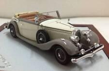 CHROMES 042 - Bugatti T57 Cabriolet Van Vooren 1935 Sn57274  1/43