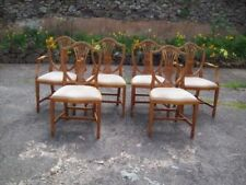 Unbranded Beech Antique Style Chairs