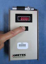 Ametek 1891 Phototach Digital Tachometer RPM Tach