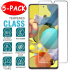 Tempered Glass Screen Protector For Samsung A12 A32 A52 A72 A71 A51 A21S A50 A70