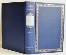 HISTORY OF ENGLAND IN THE EIGHTEENTH CENTURY  Folio Roy Porter 1998 NO SLIPCASE