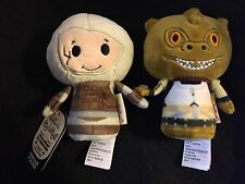 CELEBRATION VII Hallmark Itty Bittys DENGAR & BOSSK Star Wars EXCLUSIVE 2015