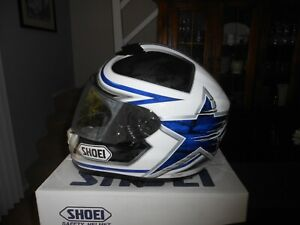 Shoei Qwest Ethereal Helmet XL - Brand New