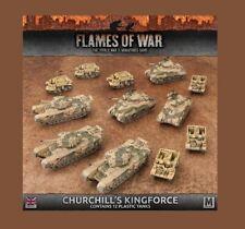 Churchill's Kingforce (armoured Fist Army Deal) (plastic) Battlefront Miniatures