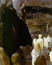 Batman: Night Cries [Graphic Novel, Hardcover] ::: 1992, DC (NM)