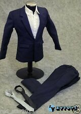 """ZY Toys Men's Suit Clothing Set 1/6 Scale For 12"""" Male Figure Body"""