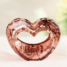 Beautiful Lady Heart Shape Hair Claw Hair Clip Hairpin Accessory Curved