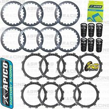 Apico Clutch Kit Steel Friction Plates & Springs For KTM EXC 300 2006 Enduro