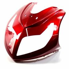 Headlight Panel Gloss Red For BT49QT-12E1 Baotian Rocky
