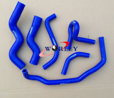 Silicone Radiator Heater Hose Kit for Holden Rodeo TF 2.8L Turbo Diesel 90-97 96