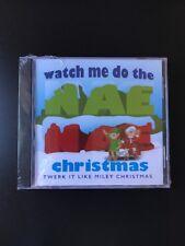 Watch Me Do The Nae Nae Christmas Filipino Cd