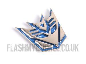 Transformers Decepticons Logo Belt Buckle