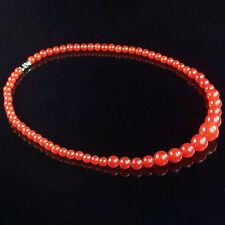 "multi color jade gemstone beads necklace 6mm 8mm 10mm 12mm 14mm 18"""