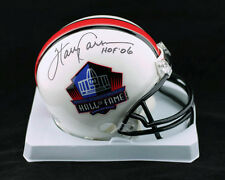 Harry Carson SIGNED Football Hall of Fame Mini Helmet + HOF PSA/DNA AUTOGRAPHED