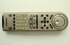 SAMSUNG 00010D VCR Remote Control for SV-5000W SV-7000W world multi system VCR