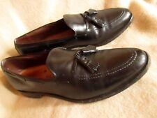 Allen Edmonds Grayson Black Slip-On Dress Shoes Size 11 C 11C