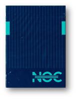 Noc 3000X1 (Dark) Jugando a las Cartas Póquer Juego de Cartas Cardistry