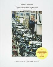 Operations Management 13e Global Edition