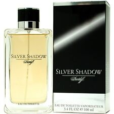 Silver Shadow by Davidoff EDT Spray 3.4 oz