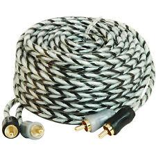 Scosche A9C4 OFC 9ft Car/Home RCA Audio Cable
