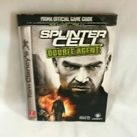 Tom Clancy's Splinter Cell: Double Agent Game Guide: Xbox 360, PS2 GC, PC