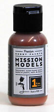 Mission Models Acrylic Airbrush Weathering Paint Mmw-003 Transparent Light Rust