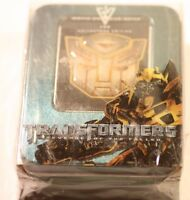 Transformers Revenge of the Fallen. Movie on USB Drive 4GB collectors edition