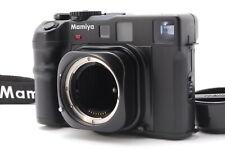 【MINT+++】New Mamiya 6 MF Body Medium Format Film Camera From JAPAN 1510