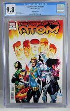 Children of the Atom #1 CGC 9.8 Chang 1:25 Variant 1st App. Cherub Marvel Guy