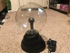 "8"" Plasma Ball Party 360 Novelty Lighting Globe in Glass Sphere Can You Imagine"