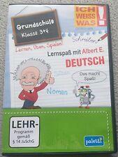 CD-Rom Win Grundschule Klasse 3-4 Deutsch