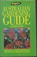 GARDEN , GREGORY'S AUSTRALIAN GARDENING GUIDE by VALERIE SWANE