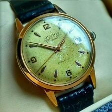 VINTAGE WATCH 'ORATOR 'AUTOMATIC PERPETUA RARE SWISS ATCH IN GOOD CONDITION RUNS