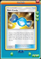 4x Rare Candy 129/149 Pokemon TCG Online (Digital card) PTCGO