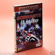 KEVIN SCHWANTZ  IL MITO DVD fim World championships Mondocorse