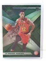 2019-20 Panini Chronicles XR De'Andre Hunter Rookie RC Teal #283 Hawks