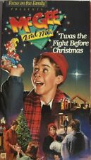 MCGEE AND ME 'TWAS THE FIGHT BEFORE CHRISTMAS VHS,EPISODE(9)TESTED-RARE-SHIP N24