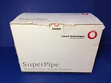 Lucent SuperPipe 155 Multiservice Access Router SP155-T1-2U