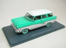 Ford P2 Estate (Turquoise/White) 1957-1960