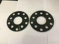 2x MTEC Subaru Hubcentric 5mm Wheel Spacers  5x100 & 5x114.3 56.1mm Center Bore