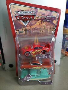 Disney Pixar The World of Cars Lighting McQueen's Crew Gift Pack
