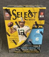 2020 Panini Select Football Prizm NFL Blaster Box Brand New Sealed In Hand